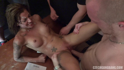 Czech Gangbang 19 – Part 2