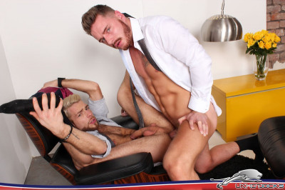 Josh Moore and Gabriel Phoenix — Sharp
