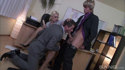 Description Private Specials Vol. 31: Bi Sexual Office