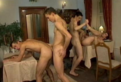 Group Fuck With Czech Boys At Hotel