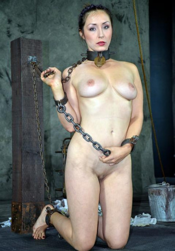 The sexiest girl in hot BDSM