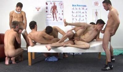 Raw Gangbang Therapy