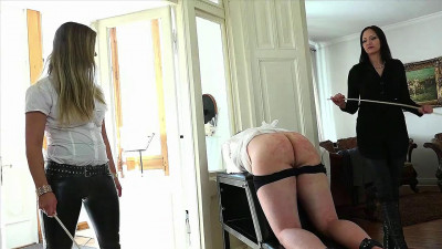 Cassandra & Nemesis - Caning Therapy