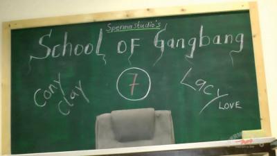 School of gangbang 7