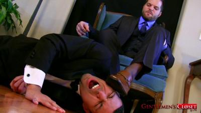 Gentlemen's Closet - The Engagement Part 3 - Power & Control