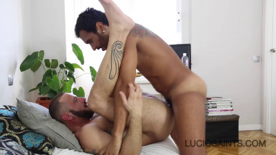 LucioSaints Antonio Miracle and Lucio Saints