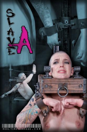 RTimeBondage – Abigail Dupree, Endza – Slave A Part 1