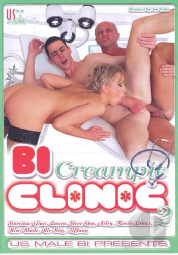 Bi Creampie Clinic vol.2 - large, vid, vaginal, crazy