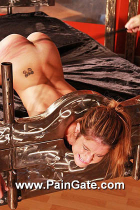 Whipping Bed — Cindy