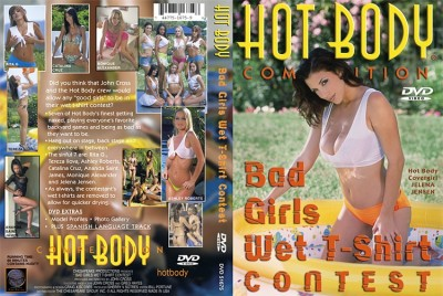 Hot Body Competition: Bad Girls Wet T-Shirt Contest