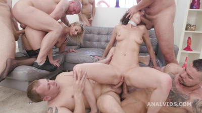 Monsters of Milf goes Wet with Julia North and Brittany Bardot pt.2