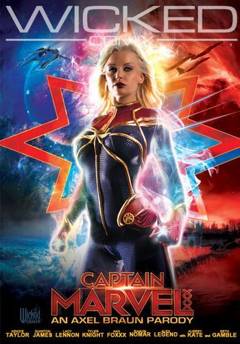 Description Captain Marvel XXX Parody(2019)