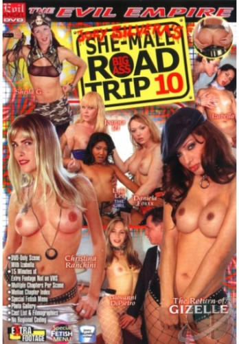 Big Ass She-Male Road Trip – part 10