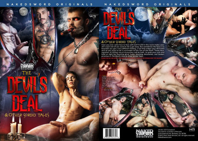 Naked Sword – The Devil's Deal and Other Sordid Tales (2017)