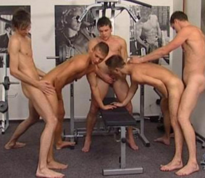 Gym Orgies With Cumshots