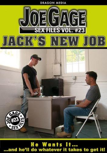 Joe Gage - Sex Files Vol 23 - Jack's New Job