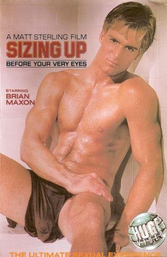 Sizing Up (1984) — Brian Maxon, Chuck Spencer, Doug Cory
