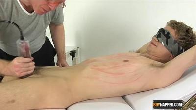 Straight Boy Chris Gets Tortured