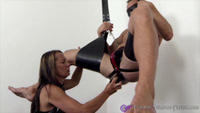 Femdom-Strapon-Fisting Collection