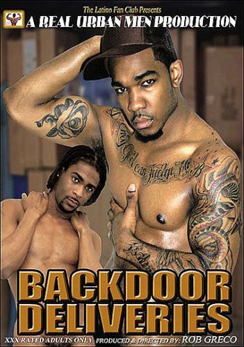 Description Backdoor Deliveries - Ace Rockwood, V. Victor, Nubius