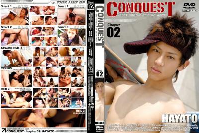 Conquest vol.02 Hayato