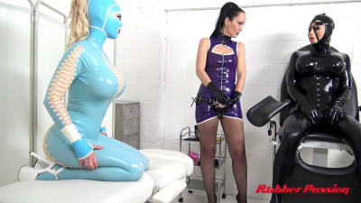 Rubber-Passion - The Rubber Doll Clinic Parts 1-3