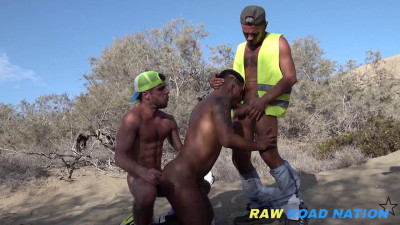 Raw Road Nation – I Get a Guided of a Craving Husband in the Sun