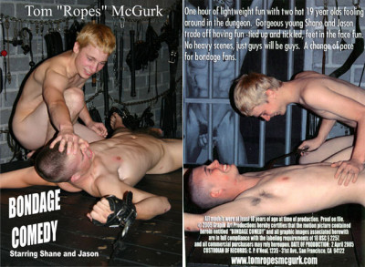 Description Tom Ropes McGurk – Bondage Comedy(2005)