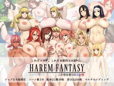 Harem Fantasy — Good or evil will save the world