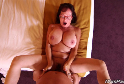 Hot casting for huge natural tits curvy milf