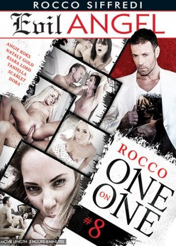 Angie Koks, Nataly Gold, Kiara Lord - Rocco One On One 8 (2016)