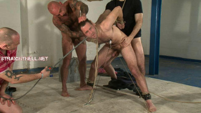 """19 Best Clips """"Gay BDSM Straight Hell 2012""""."""