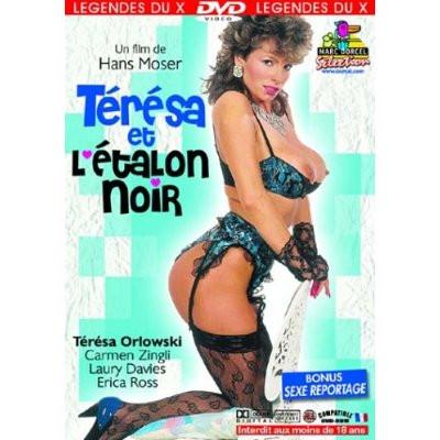 Description Teresa Et L'etalon Noir