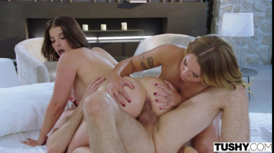 Anal Threesomes Vol 8