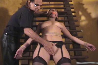 Rick Savage - Audrey's Bondage Audition