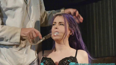 A Long Day of Hard Bondage for Rachel – Dr. Straps Disciplined