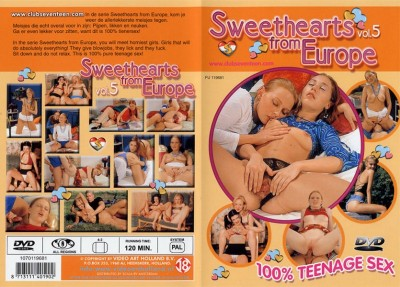 Sweethearts from Europe 05