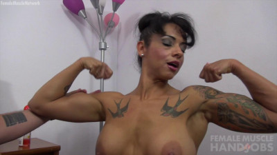 Female Muscle Cougars And Muscle Porn part 12