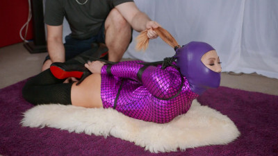 new bound model english (Magic bondage).