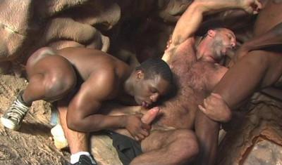 Description Black meat white heat