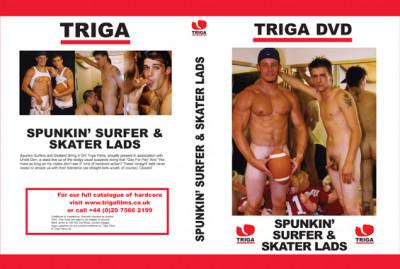 Triga Films Spunkin' Surfer and Skater Lads