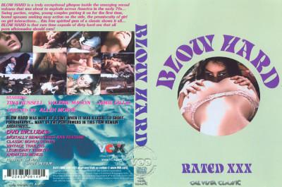 Description Blow Hard(1974)- Tina Russell, Valerie Mason, Jamie Gillis