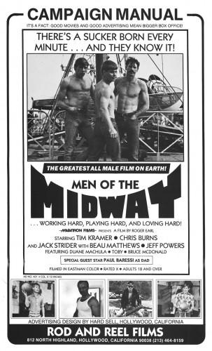 Le Salon — Men Of The Midway