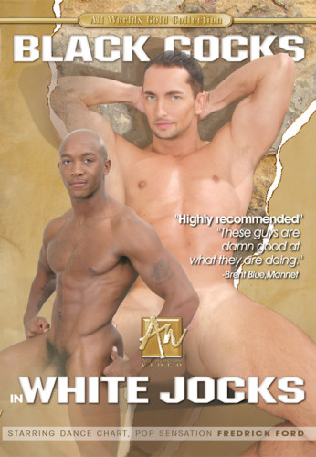 Description Black Cocks in White Jocks