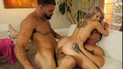 Pool Boys — Scene 3 - Arya Fae, Lance Hart and Ricky Larkin