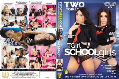 Tgirl schoolgirls vol.1