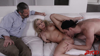 Christie Stevens Gets Fucked And Creampied