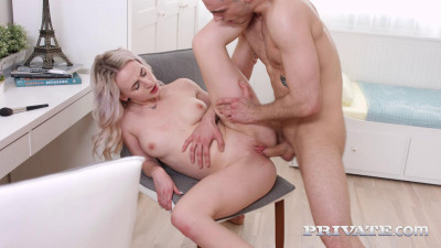 Hanna Rey — Creampie and Squirting (2021)