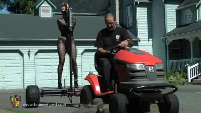 Travelling Butt Fuck