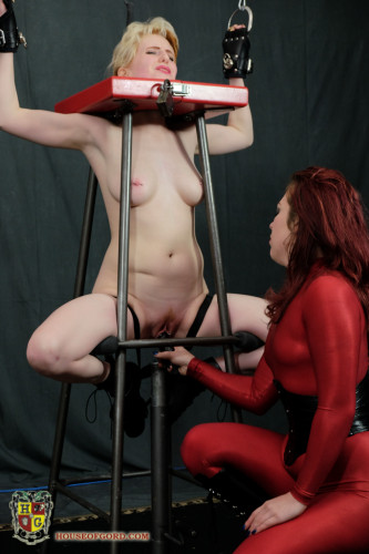 House of Gord – The Punishment Stool
